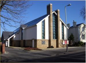 Salems Baptist Church 1