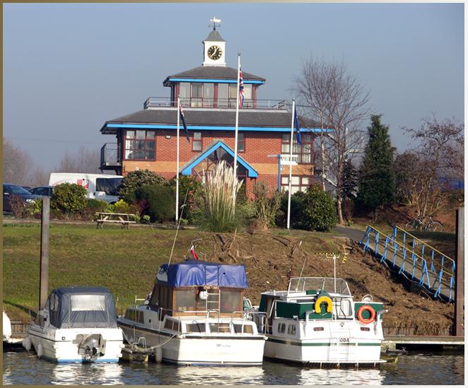 Tewkesbury Marina Clubhouse