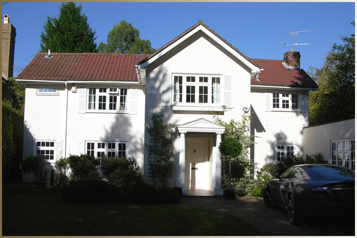 Cobham Surrey (House Re-modelling) 1