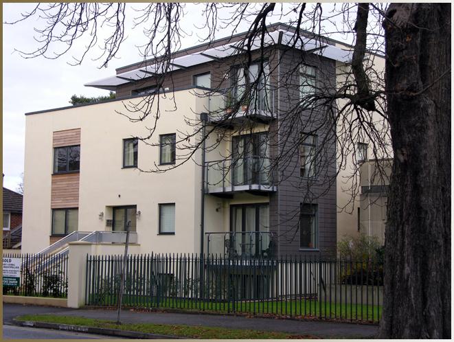 Contemporary flats Cheltenham 1